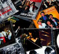 My Queen Collection | Bootleg Albums
